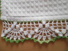 Artigos feitos à mão em croché e tricot.