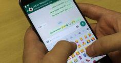 Como colocar novos emojis no Android com app Emoji Belos Emoticons - EExpoNews