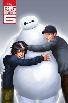 Big Hero 6 by GenghisKwan.deviantart.com on @deviantART