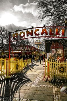 Circus Roncalli, Neumarkt, Cologne, Germany