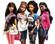 african american barbie Dolls   ... to play with african american barbie dolls instead of blonde barbies