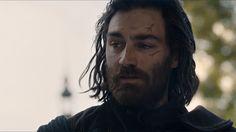 "Matthew McNulty as Lucien Grimaud in ""The Musketeers"" (2016)"