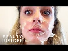 What It's Like To Get A Chemical Peel For Acne Scars | Beauty Explorers - YouTube