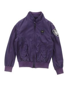 BLAUER Boy's' Jacket Purple 10 years