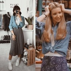 Our goal is to keep old friends, ex-classmates, neighbors and colleagues in touch. Estilo Rachel Green, Rachel Green Outfits, Cute Casual Outfits, Retro Outfits, Vintage Outfits, Grunge Outfits, Neo Grunge, Grunge Style, 90s Fashion