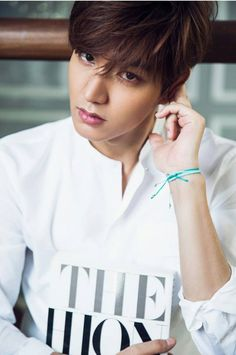 Lee Min Ho - Star1 Magazine September Issue '16