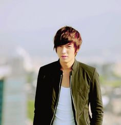 Lee Min Ho... I'm starting to think I should just make a KDrama board... lol