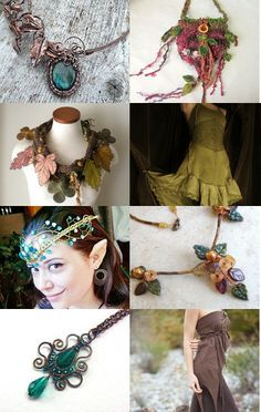 Magickal Forest treasures