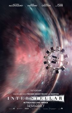 Three new posters for Christopher Nolan's INTERSTELLAR arrive to make us all wish November 7th would hurry up and get here already.