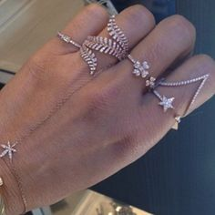 These @djula_paris goodies now available at Fragments!! (showroom, too!) #diamonds #gold #love