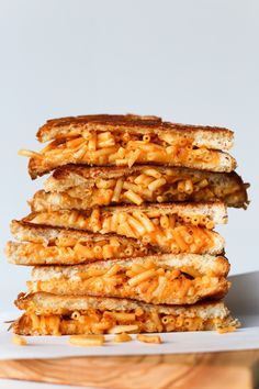 Mac And Cheese Grill