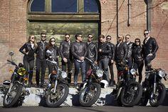 Daytona 73 new leather jackets collection