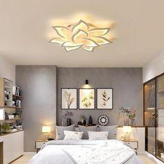 Living Room Kitchen, Living Room Bedroom, Modern Bedroom, Bedroom Decor, Dining Room, Entryway Decor, Chandelier In Living Room, Led Chandelier, Living Room Lighting