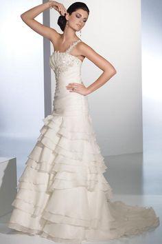http://www.brautkleider-abendkleid.de , Sexy eine Schulter Brautmode