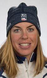 Rosie Brennan, Park City, Utah Cross-Country Skiing