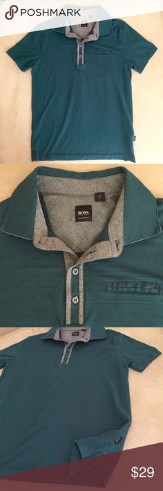BNWT Boys Girls Sz 16 LW Reid Brand Sky Blue Short Sleeve Pure Cotton Polo Top