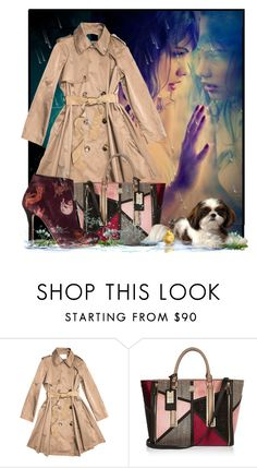 """It's raining cats and dogs"" by doozer ❤ liked on Polyvore featuring River Island and Camilla Elphick"