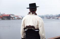 Gråtrøye Folk Costume, Costumes, Cowboy Hats, Folk Art, Traditional, Fashion, Moda, Dress Up Clothes, Popular Art