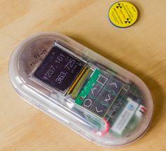 Open Source Geiger Counter Update « bunnie's blog