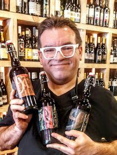 CERVEZA YAÑEZ imaginada al alimón con taraverdeeconatupíritus afines creando nueva original cerveza: Cata de Cervezas Yáñez y de oferta!