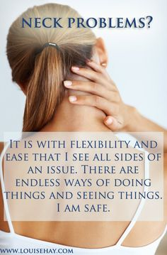 Pain can be caused from emotional trauma & upset. Julie will not only work on your neck and shoulder problems as these will affect your whole body. So in working on both this will bring about a balancing of your whole body. http://julieshealthcare.com.au/services/massage/