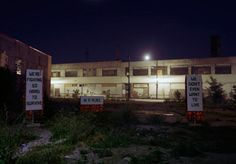 #Alleys and #Parking Lots by Joel Ross