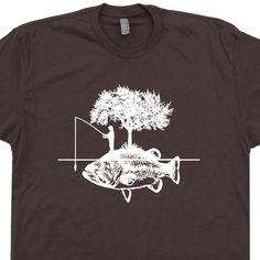 Fishing T Shirt Fisherman Hunting Fish T Shirts I'd Rather be Fishing Funny Mens kids Tee Shirts by Shirtmandude on Etsy https://www.etsy.com/listing/110721490/fishing-t-shirt-fisherman-hunting-fish-t