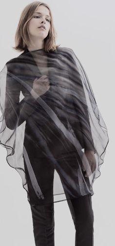sheers and silks