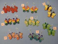 Quilling Lady: March 2012