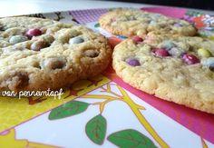 Penne im Topf: Smarties - Cookies