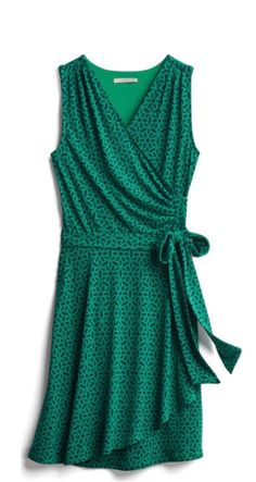 Mock wrap dress from stitch fix Stitch Fix Dress, Stitch Fix Outfits, Casual Outfits, Cute Outfits, Fashion Outfits, Fashion Ideas, Women's Fashion, Stitch Fit, Stitch Fix Stylist