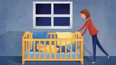 This Is Why Your Baby Doesn't Sleep Through The Night Por eso su bebé no duerme toda la noche Mama Baby, Mom And Baby, Baby Love, Baby Kids, Sleeping Through The Night, Babies First Year, Kids Sleep, Child Sleep, Baby Health