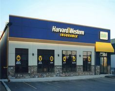 Harvard Western Insurance, Regina, SK - Butler Buildings (Canada)