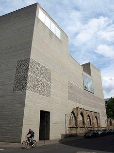 Kolumba Museum in Cologne - Peter Zumthor
