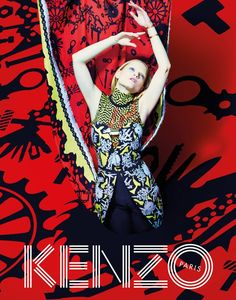 Kenzo's Surreal Trip–Following up a preview earlier this month, Kenzo has released more images from its fall-winter 2014 campaign starring Guinevere van Seenus. Inspired by the work of David Lynch, Guinevere is a woman caught up in an alternative reality with these photographs lensed by Pierpaolo Ferrari of creative magazine, Toiletpaper. Male model Robbie McKinnon …