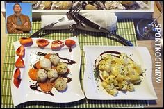 """Liebe geht durch den Magen"" oder wenn das Essen sexy macht!: Spargelwoche–Dritter Teil St.Jakobs-Muscheln an we..."