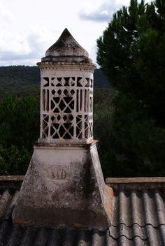 10 x typische schoorsteentjes   Saudades de Portugal