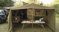 The Mobile Fort You always Wanted http://www.sportsoutdoor.org/hunting/the-uev-490-is-the-mobile-fort-you-always-wanted-video/