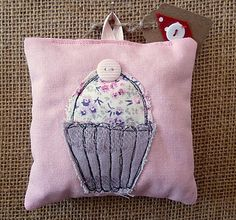Loving these handcrafted lavender bags from Not On The High Street