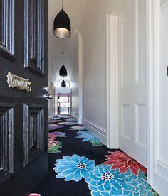 The Cloud House, Melbourne - this carpet - one day!