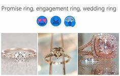 Promise engagement wedding