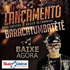 LANÇAMENTO EDCITY - BARACATUMBATÊTÊ  http://suamusica.com.br/baracatumbatete