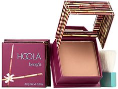 Benefit Cosmetic's award-winning Hoola bronzer is now available in 4 SUNsational shades! This collection ranges from light to deep so you can sweep on a natural-looking bronze instantly! Visit the official Benefit site for your instant beauty solutions. Benefit Cosmetics, Makeup Cosmetics, Benefit Makeup, Stila Cosmetics, Benefit Hoola, Too Faced Bronzer, Laura Mercier, Bobbi Brown, Hand Tattoos