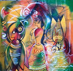 Meenakshi Jha Painting