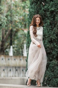 Tulle Skirts for Women, Maxi Skirts for Women, Romantic Outfit Inspiration