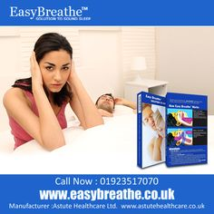 EASY BREATHE NASAL STRIPS. Visit Us at: http://www.easybreathe.co.uk  Or Contact Us at: 01923517070
