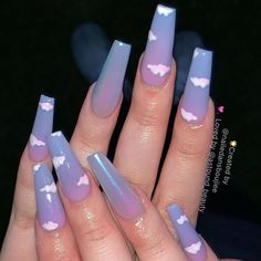 5 Nail Trends To Watch Out For This Summer nails nails nails nails for teens fall 2019 fall autumn fake nails nails natural Summer Acrylic Nails, Best Acrylic Nails, Pastel Nails, Nail Summer, Perfect Nails, Gorgeous Nails, Pretty Nails, Nail Swag, Aycrlic Nails