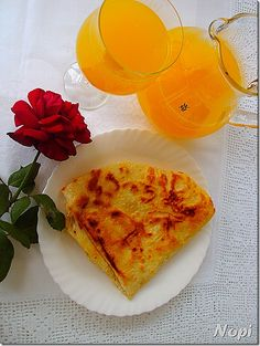 Περέκ Kitchen Stories, Yummy Food, Yummy Recipes, Quiche, Turkey, Pizza, Bread, Baking, Fruit