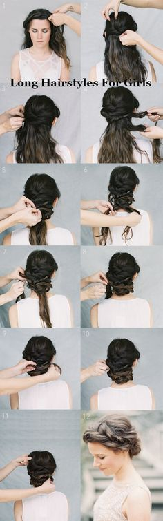 long hairstyles.