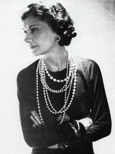 ''I don't know why women want any of the things men have, when one of the things that women have is men'' -Coco Chanel